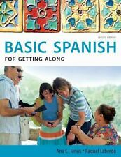 NEW - Spanish for Getting Along: Basic Spanish Series (World Languages)