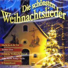 MUSIK-CD NEU/OVP - Die schönsten Weihnachtslieder