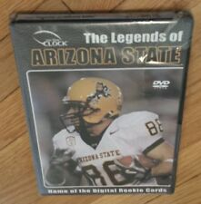 The Legends of Arizona State (DVD) On The Clock Videos college football NEW