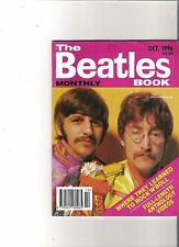 BEATLES MONTHLY magazine issue: 246 - October 1996
