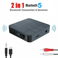 KN321 Bluetooth 5.0 Trasmettitore Ricevitore Wireless Adattatore Audio Dongle Su
