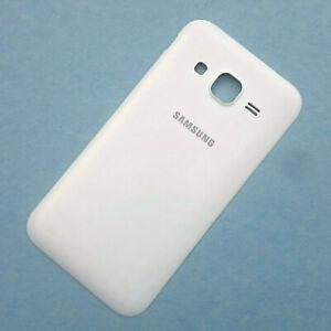 100% Genuine Samsung Galaxy Core Prime rear battery cover White non-LTE back