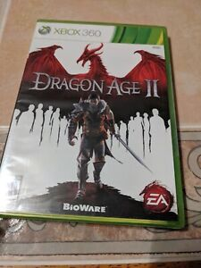 XBOX 360 Dragon Age 2 II BRAND NEW FACTORY SEALED