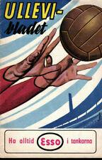 IFC 09.07.1961 IFK Göteborg - FC La Chaux de Fonds, Intertoto Cup