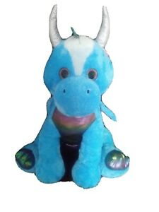 Huge Valentines Day Plush Dragon 48 Inches