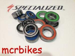 Roval CLX 32 - 40 - 64 Disc Wheel Hub Bearings 2016> Chrome /Stainless /Ceramic