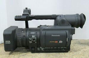 Panasonic AG-HVX200P P2 DVCPROHD 3CCD HD Digital Video Camera Camcorder