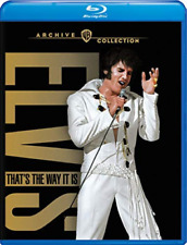 ELVIS: THAT`S THE WAY IT IS...-ELVIS: THAT`S THE WAY IT  (US IMPORT) Blu-Ray NEW