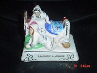 Collectable Ceramic Fairing A MOUSE! A MOUSE!
