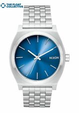 *BRAND NEW* NIXON WATCH THE TIME TELLER BLUE FLOAT A0452797 NEW IN BOX!
