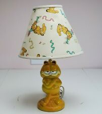 Vintage Rare Garfield Prestigeline Desk Lamp Fully Functional