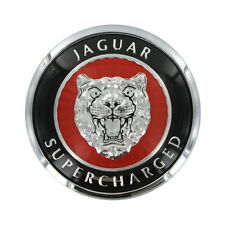 Jaguar Supercharged Xkr Hood Bonnet Badge Emblem 99 02 Hjb5900aa