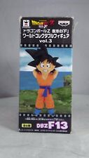 Craneking Banpresto WCF Dragonball Z F DBZF13 Goku