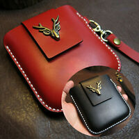 Leather Phone Storage Bag Protective Case Cover Phone for Samsung Galaxy Z Flip