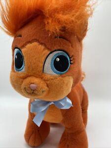 Build a Bear Disney Palace Pets Princess Ariel Orange Kitten Treasure Cat Plush