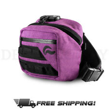 Skunk Kross Smell Proof Odor Proof Bag with Combo Lock Stash Bag - Lavender