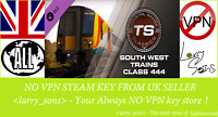 Train Simulator: South West Trains Class 444 EMU Add-On DLC Steam key RegionFree