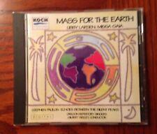 Oregon Repertory Singers Mass for the Earth Libby Larsen: Missa Gaia 1995 Rare