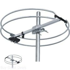 Antenna FM Round Dipole Design Broadcast FM Stations Omnidirectional Outdoor New