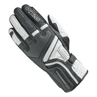 HELD Travel 5 Motorradhandschuhe Lederhandschuhe schwarz weiß Gr. S = 7 NEU
