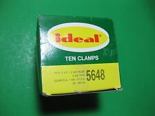 """Ideal Snaplock Quick Release Hose Clamps 1½"""" Max 3½"""" -- 5648 -- New"""