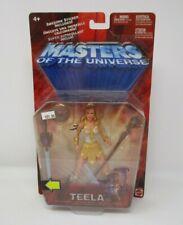 Teela 2002 200x MASTERS OF THE UNIVERSE MOTU Mattel MOC