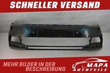 VW Touran III 5T Bj. ab 2015 Stoßstange Vorne SRA PDC Original Versand Uranogrey