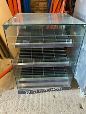 More details for counterline glass hot display unit 910mmh x 690mmw x 660mmd