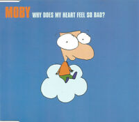 Moby Maxi CD Why Does My Heart Feel So Bad? - Germany (EX/VG+)