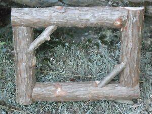 Natural Picture Frames,Green Picture Frames,Log Picture Frames,Cedar Frames