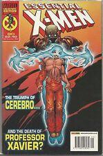 Essential X-Men #80 : Vintage Marvel comic book from December 2001
