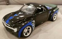 2000 Chevrolet SSR  Maisto -1/25 Black with blue and white flames