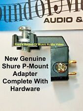 Cartridge Adapter fits Grado Stanton Shure P-Mount to 1/2 Inch Headshell sku6014