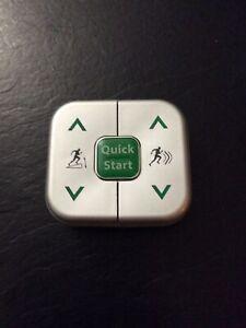 Precor D-Pad, 5 Position W/ Pca Board (Oem)