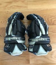 "Warrior Black Mac Daddy 13"" Mens Lacrosse Gloves"