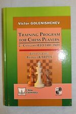 Training Program for Chess Players 2nd Category (elo 1400-1800) Book