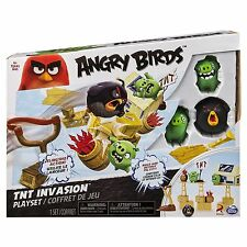 New Angry Birds TNT Invasion Blitz Playset Age 4+