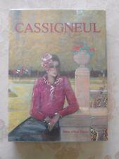 CASSIGNEUL / Editions Art FRANCONY 1983 avec 3 Lithographies Originales Mourlot