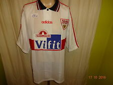 "Vfb stuttgart original camiseta adidas 1996/97 ""vifit südmilch"" talla XL-XXL Top"