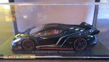 1:43 Kyosho, Lamborghini Veneno, Black/Red Line