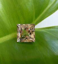 10x10mm Princess Cut Genuine Color Change Zultanite, 5.75 carats, EC=Eye Clean!