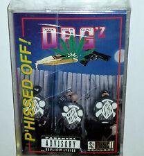 "P'HISSED OFF SEALED RAP TAPE CASSETTE BOOMBOX RAP HIP HOP G FUNK lp CD 12"" nwa"