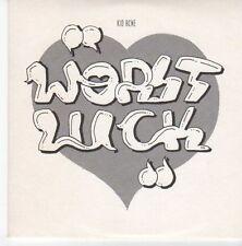 (EB691) Kid Acne, Worst Luck - 2007 DJ CD