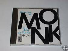 CD - THELONIOUS MONK QUINTET - MONK - Prestige