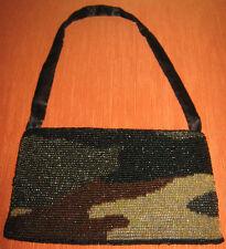 """Borsa/Valigia/Pochette/Woman Bag""""LEOPARD""""Donna Originale Anni '80/Made In Italy"""
