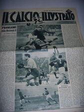 CALCIO 1947 ROMA BOLOGNA INTER AMBROSIANA- LIVORNO SAMPDORIA - BRESCIA V. POZZO
