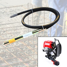 New listing Concrete Vibrator Lightweight and Compact Design 10Ft Air-cooled 42.7cc Us Ship!