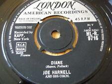 "JOE HARNELL - DIANE / CLOPIN-CLOPANT       7"" VINYL"