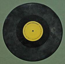 Christian Marclay 1989: Footsteps;  vinyl LP, 350 copies, Conceptual Art, Fluxus