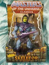 2008 Masters Of The Universe Classics Skeletor MOTU He-Man Mattel